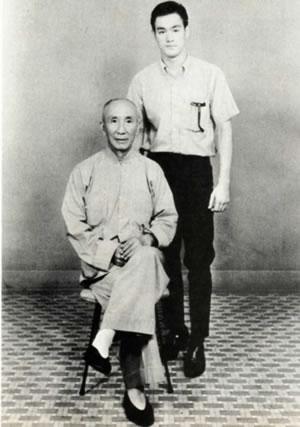 yipman brucelee - Wing Chun Brno